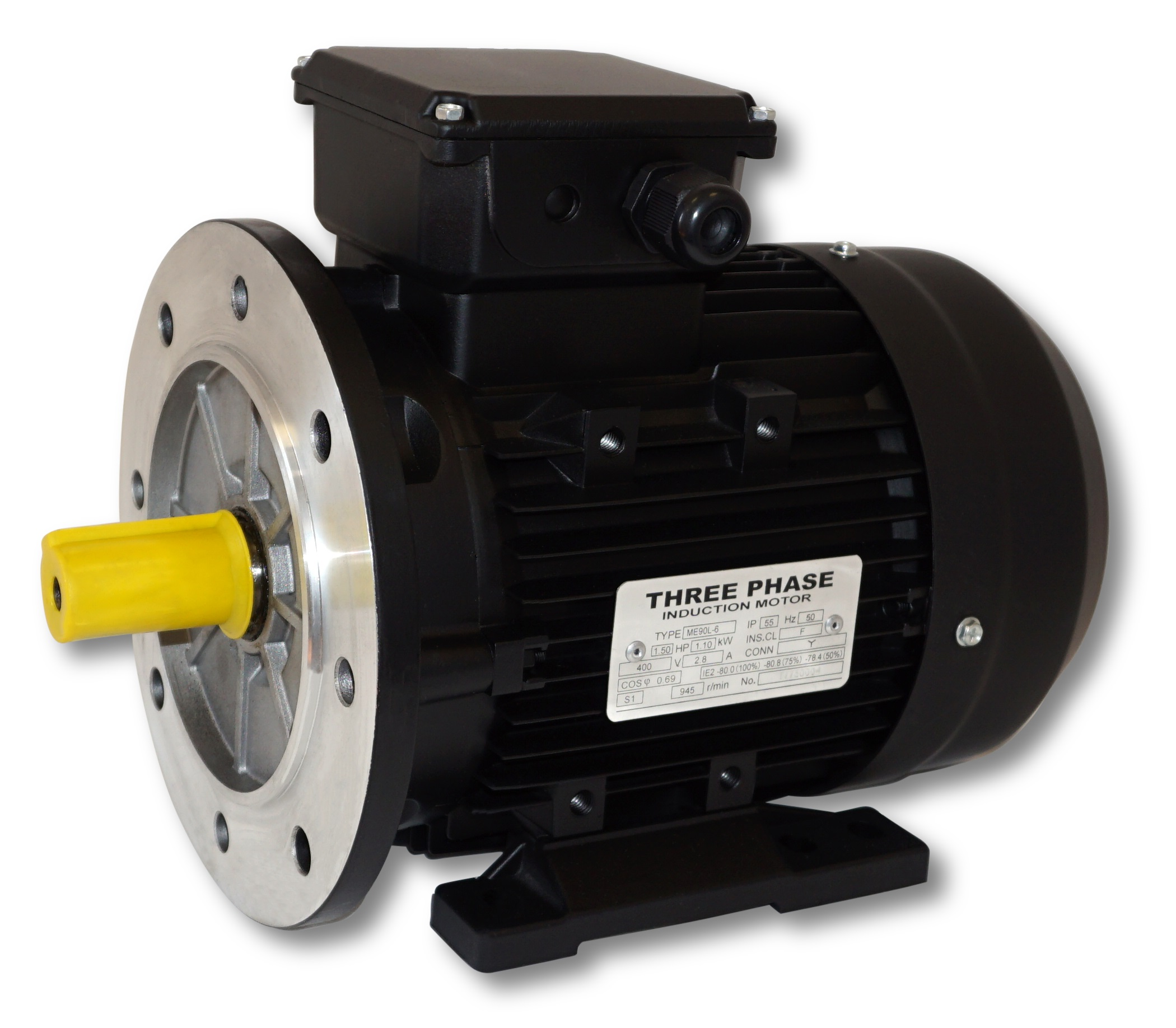Servomotor mit Vergrabenen Magneten; IPM -Servomotor; Motor mit hohem LD/LQ