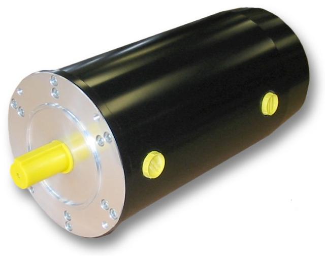 Servomotor mit Vergrabenen Magneten; Wassergekühlter IPM -Servomotor