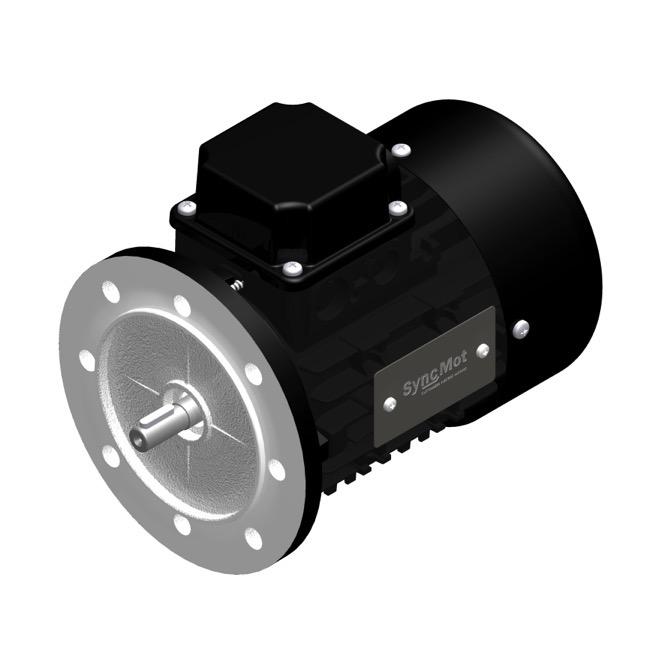 SM 0,55kW; 1500 rpm; IEC63 B5