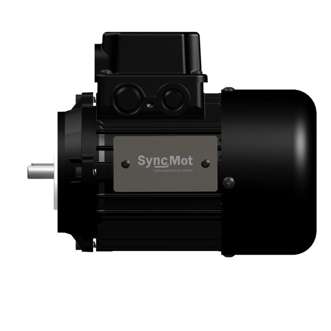 SM 0.37kW; 3000 rpm; IEC50 B14