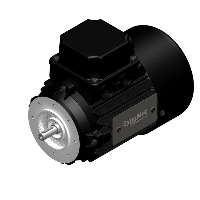 SM 0.55kW; 1500 rpm; IEC56 B14