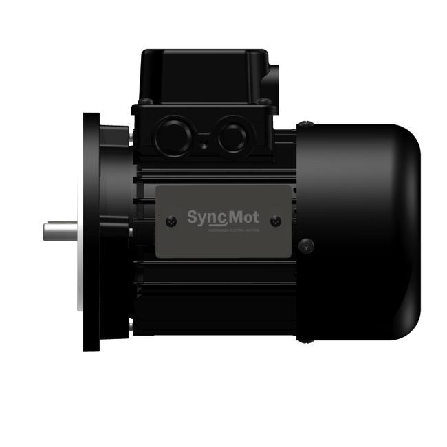 SM 0.75kW; 3000 rpm; IEC50 B5
