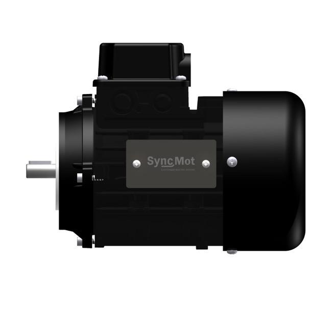 SM 1,1kW; 3000 rpm; IEC63 B14