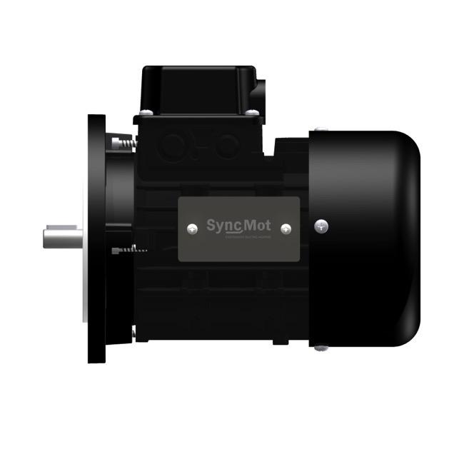 SM 1,5kW; 3000 rpm; IEC63 B5