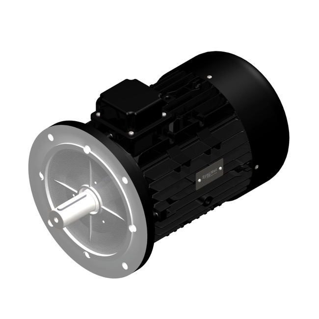 SM 15kW; 1500 rpm; IEC132 B5