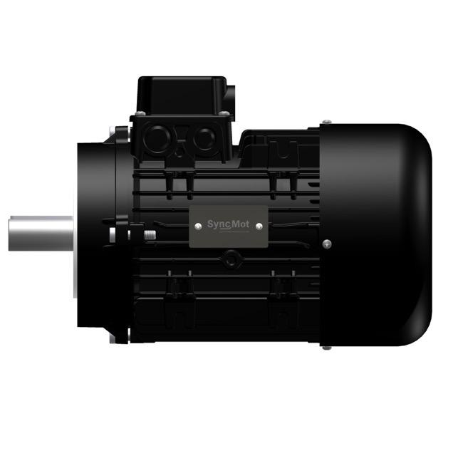SM 15kW; 3000 rpm; B14