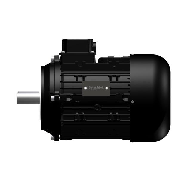 SM 15kW; 3000 rpm; IEC112 B14