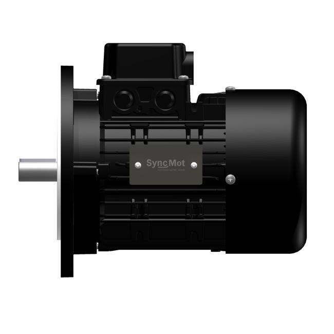SM 2,2kW; 1500 rpm; IEC80 B5