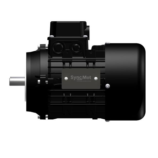 SM 2,2kW; 3000 rpm; IEC71 B14
