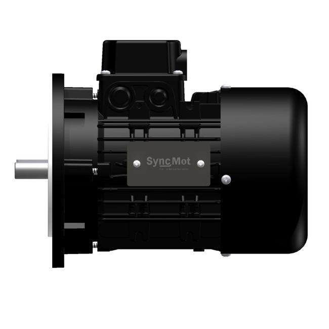 SM 2,2kW; 3000 rpm; IEC71 B5