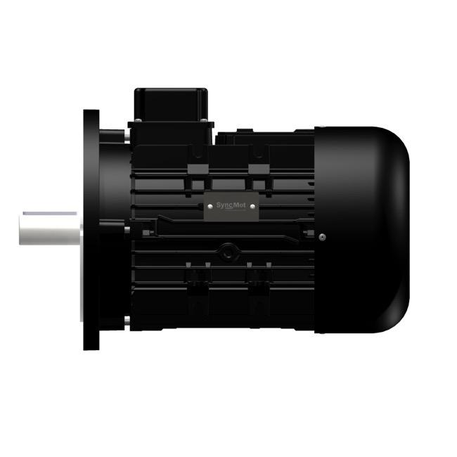 SM 30kW; 1500 rpm; IEC132 B5