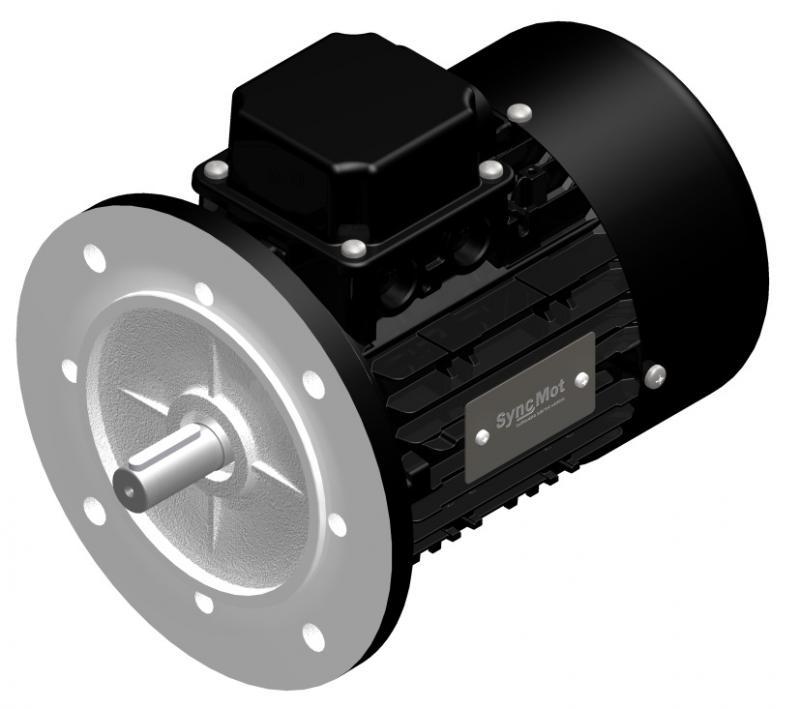 SM 3kW; 3000 rpm; IEC80 B5