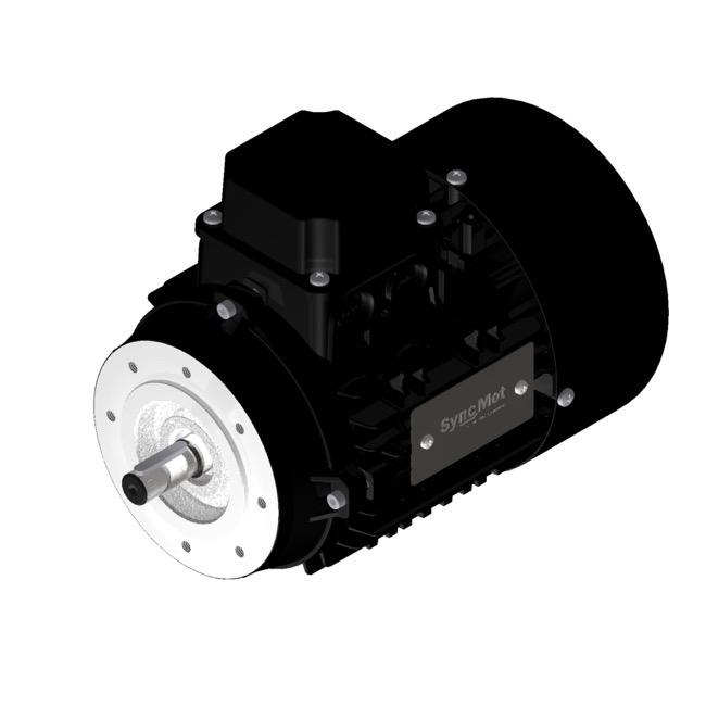 SM 4,0kW; 3000 rpm; IEC71 B14