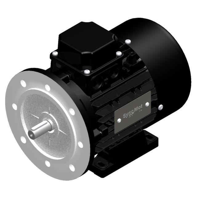 SM 4,0kW; 3000 rpm; IEC71 B35