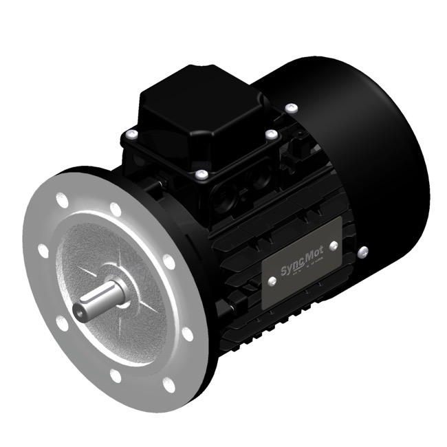 SM 4,0kW; 3000 rpm; IEC71 B5