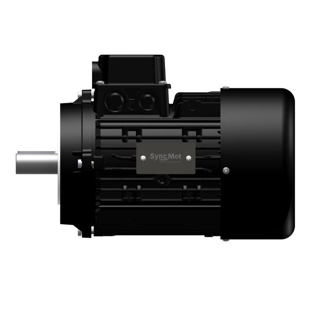 SM 4kW; 1500 rpm; IEC90 B14