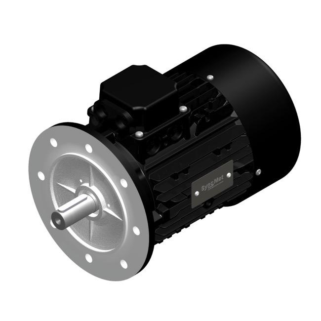 SM 4kW; 1500 rpm; IEC90 B5