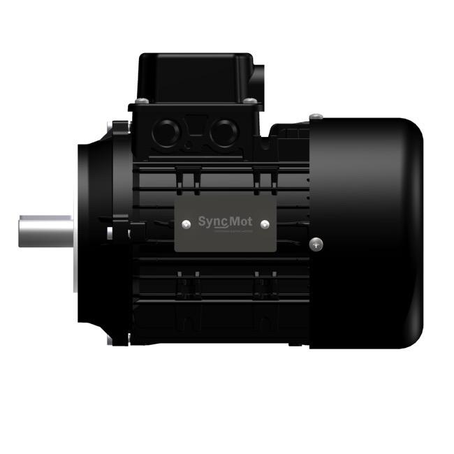 SM 4kW; 3000 rpm; IEC80 B14