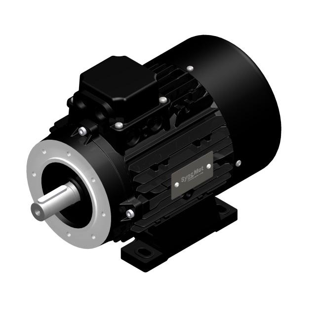 SM 4kW; 3000 rpm; IEC90 B34