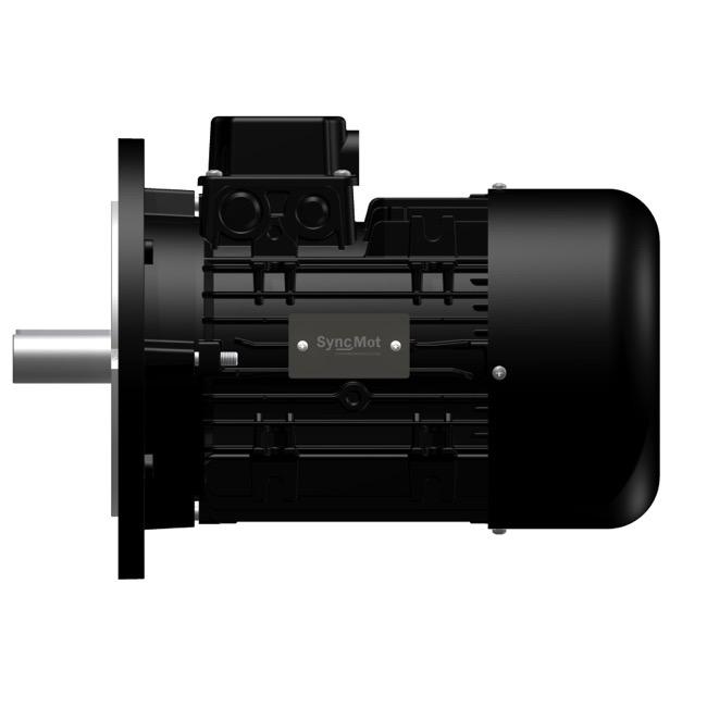 SM 5,5kW; 1500 rpm; IEC100 B5