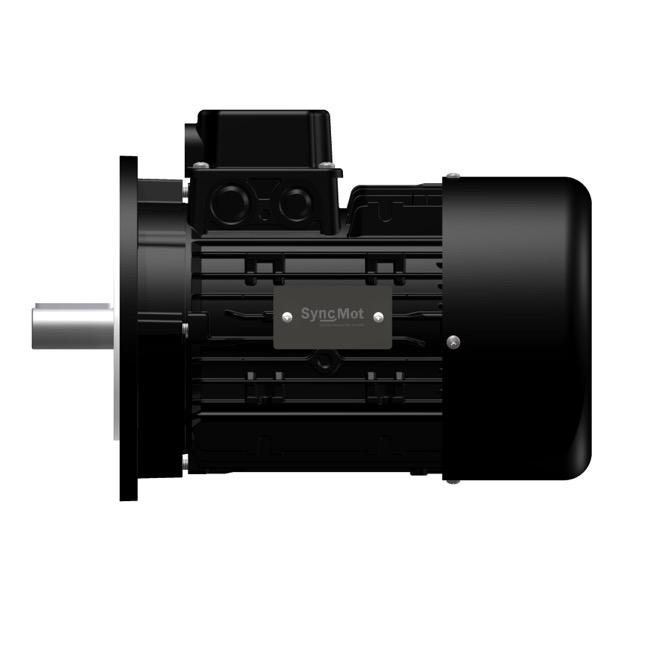 SM 9,0kW; 3000 rpm; IEC90 B5