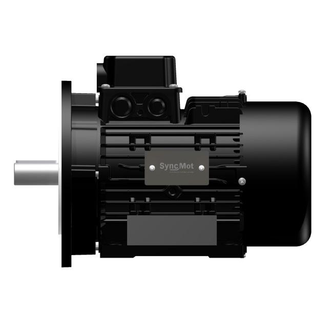 SM 9,0kW; 3000 rpm; IEC90 B35